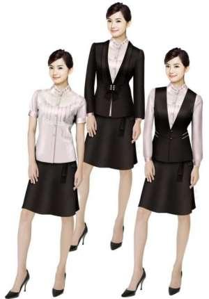 企业时尚服装