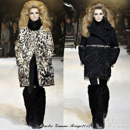 冬季流行搭配 羽绒服的新穿法