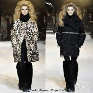 冬季流行搭配 羽绒服的新穿法屋顶秧田工装